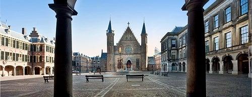 Binnenhof is one of Happy The Hague.