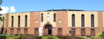 Shrine Of The North American Martyrs & Blessed Kateri Tekawitha is one of Sacred Sites in Upstate NY.