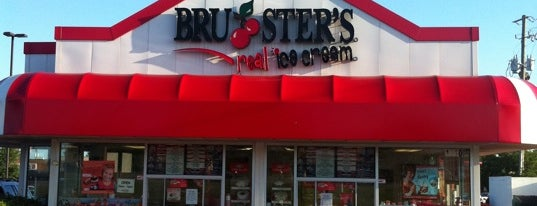 Bruster's Ice Cream is one of prattVEGAS faves.