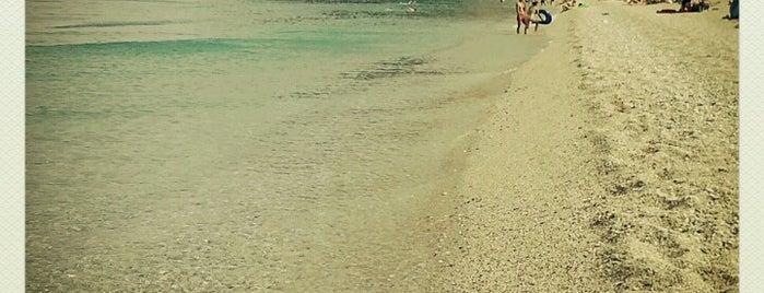 Playa de los Muertos is one of Almería Playas.