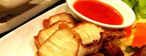 บ้านสำรับไทย is one of Favorite Food.
