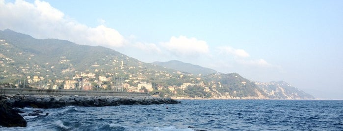 Yacht Club Rapallo is one of Mare.