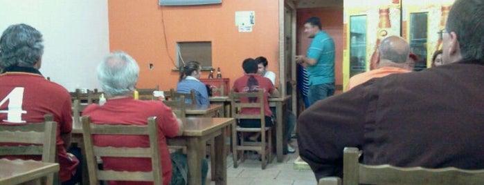 Evandru's is one of Meus locais.