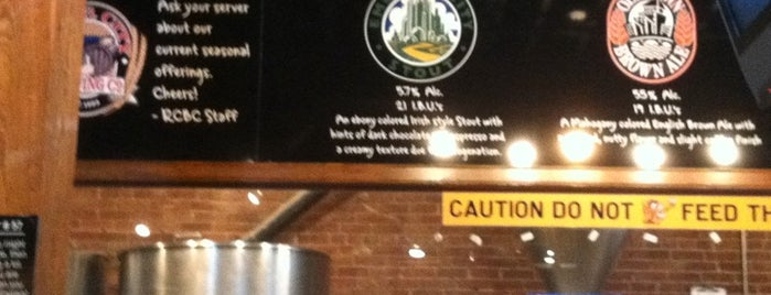 River City Brewing Co is one of Places from the reporting trail.