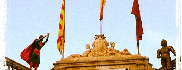 Museu de Cera de Barcelona is one of Museus i monuments de Barcelona (gratis, o quasi).