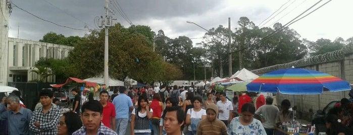 Feira da Kantuta is one of Alguns lugares que eu adoro.