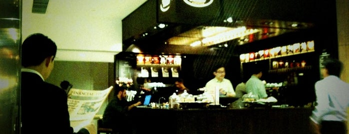 Fuel Espresso is one of Hong Kong (test).