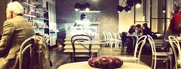 Cafe Lolita is one of Caffeine in Ljubljana.