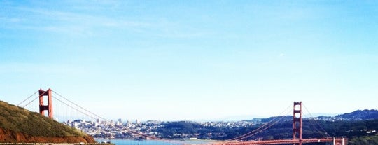 Marin Headlands is one of San Francisco Favorites.