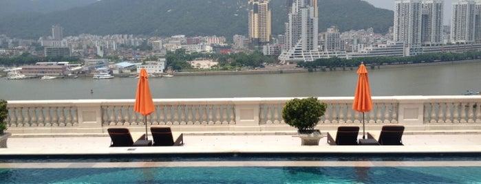 Sofitel Macau at Ponte 16 澳門十六浦索菲特大酒店 is one of CASINOS.