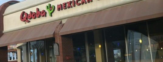 Qdoba Mexican Grill is one of #CHAeats #4sq Specials.