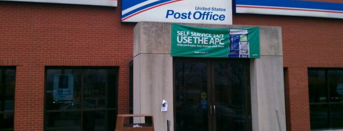 US Post Office is one of Interesting info, etc.