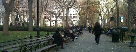 Union Square Park is one of NYC to do.