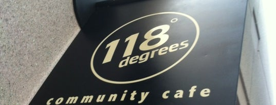 118 Degrees is one of Good Karma.