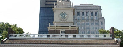 Independence Hall is one of Attractions to Visit.
