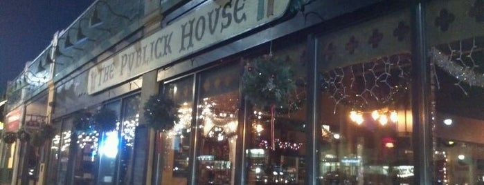 The Publick House is one of BUcket List.