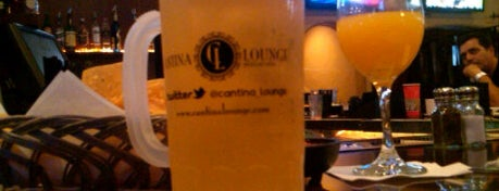 Cantina Lounge is one of Happy Hour!!!!.