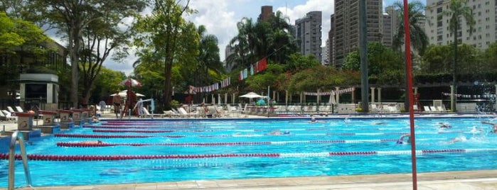 Club Athletico Paulistano is one of Best places in São Paulo, Brasil.