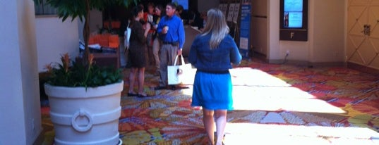 ICSC NOI+ Conference is one of Events and Programs.