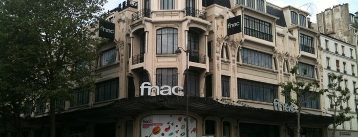 Fnac is one of Loisirs.
