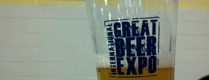International Great Beer Expo is one of Do One Thing A Week Places.