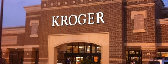 Kroger is one of Recycle Hotspots.
