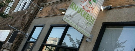 Knockbox Cafe is one of Chicago - 3WC Shops.