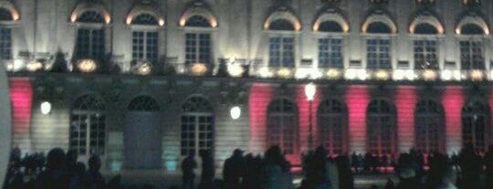Place Stanislas is one of Nightlife Spots in Nancy.