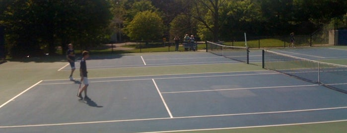 Canepa Tennis Center is one of Parks/Outdoor Spaces in GR.