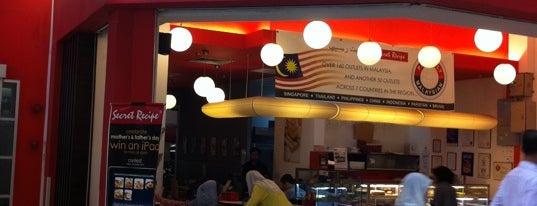 Secret Recipe is one of Cafe & Kopitiam.