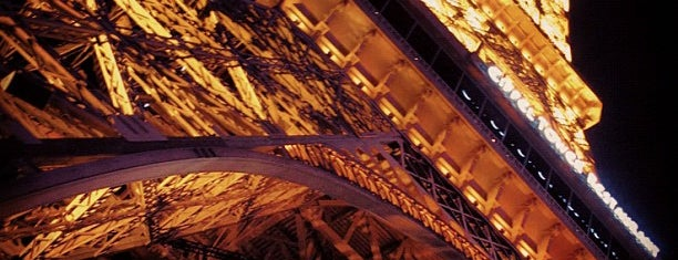 Eiffel Tower Restaurant is one of Lettuce Entertain You Restaurants.