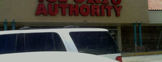 Sports Authority is one of Lakeland.