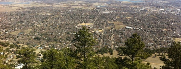Mount Sanitas Summit is one of Boulder Area Trailheads #visitUS.