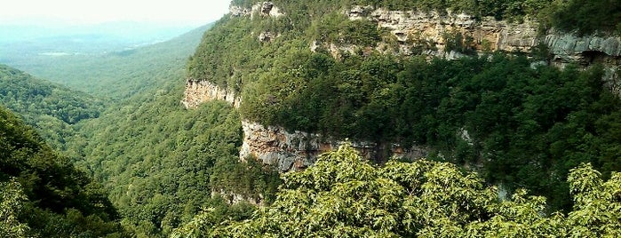 Cloudland Canyon State Park is one of Places to try: fun.