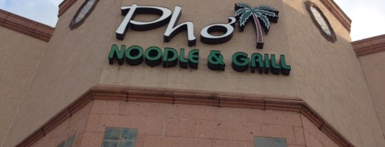 Pho Noodle & Grill is one of 20 favorite restaurants in DFW.