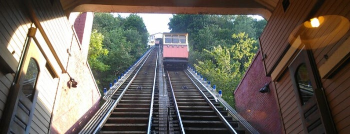 Monongahela Incline is one of Future Travels.