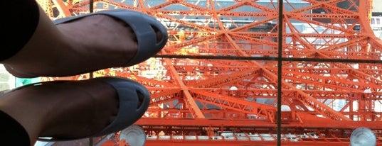 東京タワー 大展望台 is one of 2009.03 Kanagawa Tiba Tokyo.