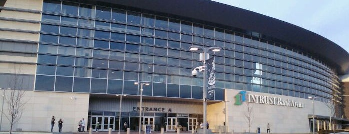 INTRUST Bank Arena is one of Wichita Must-Do's!!.