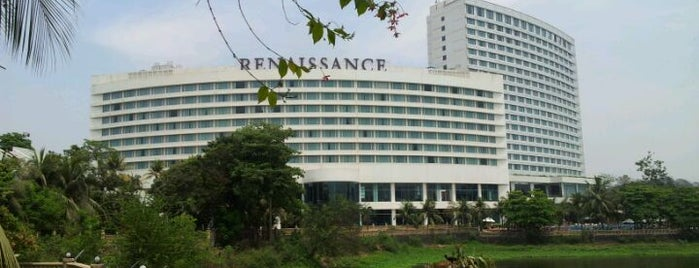 Renaissance Mumbai Convention Centre Hotel is one of The 20 best value restaurants in Mumbai, India.