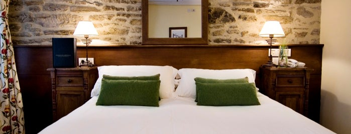 Hoteles con encanto en santiago de compostela - Hoteles en galicia con encanto ...