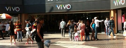 Vivo El Centro is one of Shopping en Stgo..