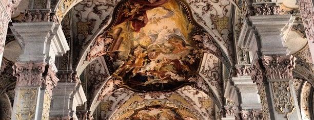 St. Peter is one of MUC Kultur & Freizeit.