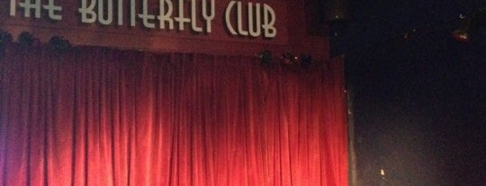 The Butterfly Club is one of Melbourne Music & Event Spaces.