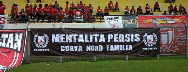 Stadion Si Jalak Harupat is one of #PasoepatiNet.