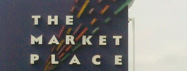 The Market Place is one of My favorite places!.