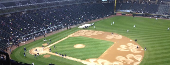 U.S. Cellular Field is one of Best Stadiums.