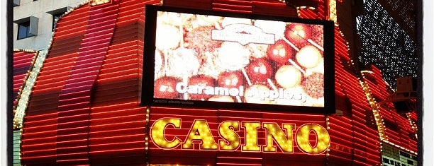 Fremont Hotel & Casino is one of B Connected Casinos.