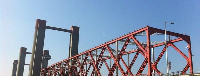 Spijkenisserbrug is one of Bridges in the Netherlands.