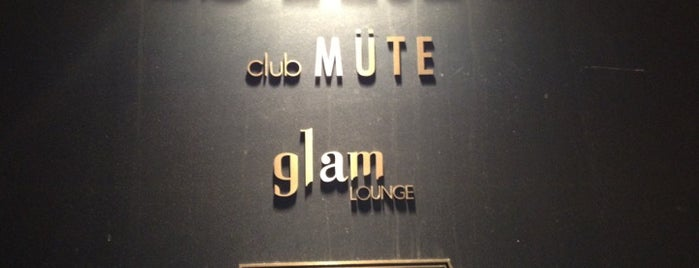 Glam Lounge is one of My Favorite Spots (Places I've really been to).