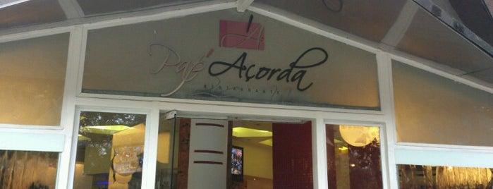 Pa'p Açorda is one of 20 favorite restaurants.